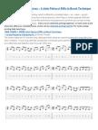 Alternate Picking Exercises-Guitar Teacher