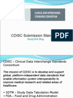 CDISC SDTM Basics