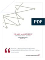 Summary of the Land Laws Anjarwalla Khanna October 2012.PDF