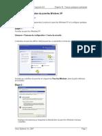 16.3.2 Lab Config Windows XP Firewall