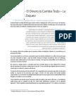 03.- Capítulo 3 - El Dinero Lo Cambia Todo - La Historia de Zaqueo