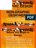 Graphic Design for non graphics designers