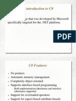 Dot NET Fundamentals Part2