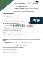 Résumés Touts Les Cours TCE_ S2