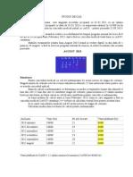 Exemplu de Medicale 2013