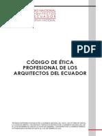 Cog Etica Profesional 20131