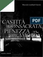 Castità Consacrata Pienezza Dell'Amore Marcela Lombard García