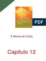Livro a Mente de Cristo Capitulo 12