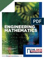 GATE Mathematics Book
