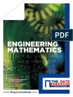 GATE Mathematics Book