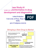 Bioinformatics Drug Design