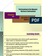 Participating in the Dynamic Business Environment