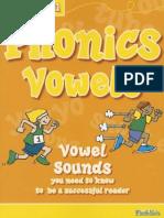 Phonic Vowels