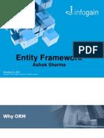 Entity Framework ADO net | Entity Framework | Language
