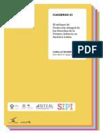 Enfoque de La Protección Integral Derechos de Primera Infancia en América Latina, Camille Roger.