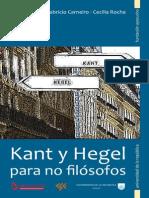 CSE_Gioscia_carneiro_rocha Kant y Hegel Para Nofilosoofos