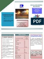 Curso Organização de Eventos - Secundária Cascais