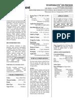 PD - TemperKote 850 Primer