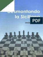 Desmontando La Siciliana - Jesus de La Villa