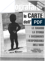 Cesco Ciapanna - Le Carte Dell'AIDS - Parte 1