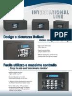 Italian design and security ITA