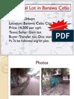 Banawa  Cebu City Property