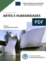 Manual de Artes e Humanidades I - Preview - Hugo Nascimento Veloso - Edições da Universidade Senior Contemporânea