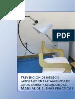 Prevencion Riesgos Electroterapia Microondas y Onda Corta