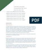 Tratados Comerciales Entre Perú y Otros Países