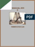 Herschel 400 2 Log Book