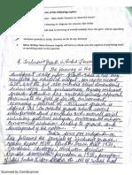 Rachit Raj Sample Essay 2