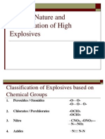 History of Explosives