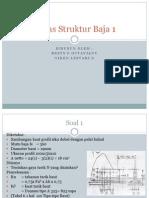Tugas Struktur Baja 1