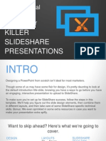 The Essential PowerPoint Template for Killer SlideShare Presentations