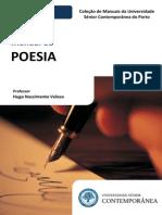 Manual de Poesia (Preview) - Hugo Nascimento Veloso- Edições Da Universidade Sénior Contemporânea