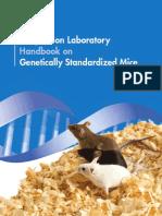 JAX Handbook on Genetically Standardized Mice