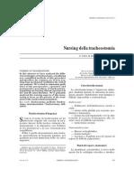 Nursing della tracheostomia