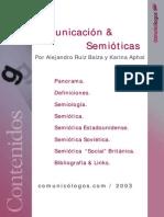 Comunicación y Semióticas