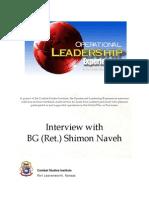 Entrevista a S. Naveh