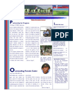 JCCF Newsletter Vol 1 Issue 1 Dec 2009