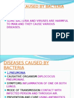 3859566 Diseases Caused by Bacteria and Virus