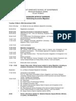AAU MIgration Final Programme