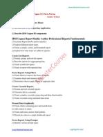 Cognos Online Training.pdf