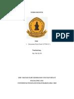 Cover Referat Perikoronitis