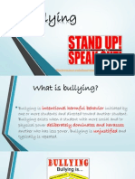 bullying powerpoint oct 2014