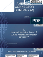 American connector company