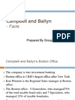 Campbell and Bailyn's Boston Office