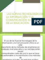 Las Nuevas Tecnologías de La Información y