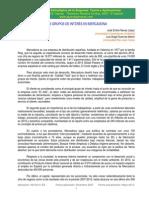 Grupos Interes en Mercadona (Actualizado 2013)