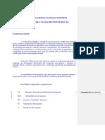 MANUAL de ELABORAÇÃO de DOCUMENTOS Decorrentes de Aval Psicologica